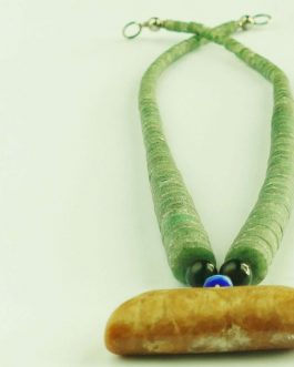 Traditional Jade Necklace